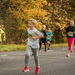 45. Saaremaa kolme päeva jooksu noortejooks - August Polli (99), Kristiin Heleen Oll (178), Marta Kalnina (211)