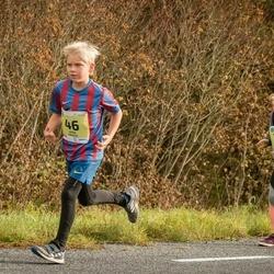 45. Saaremaa kolme päeva jooksu noortejooks - Jakob Jürviste (46), Anni Kubjas (173)