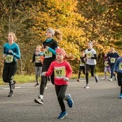 45. Saaremaa kolme päeva jooksu noortejooks - Grete-Liis Roosioks (43), Martha Trees (97), Liisa Tõll (129), Katriin Aksalu (130), Ennar Talvik (134)