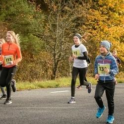 45. Saaremaa kolme päeva jooksu noortejooks - Karola Kivipõld (72), Harald Parts (87), Sandra Merivälja (113), Ennar Talvik (134)