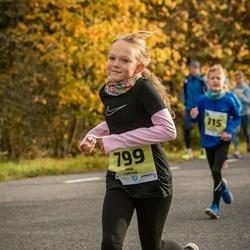 45. Saaremaa kolme päeva jooksu noortejooks - Mia Lopsik (799)