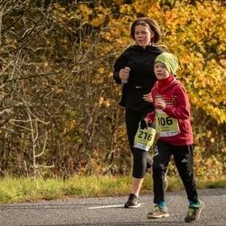 45. Saaremaa kolme päeva jooksu noortejooks - Sander Grauen (106), Agneta Sorokina (216)