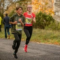 45. Saaremaa kolme päeva jooksu noortejooks - Õnnely Rahu (73), Uku Marten Vaikmaa (195)