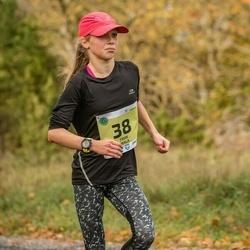 45. Saaremaa kolme päeva jooksu noortejooks - Triin Erala (38)