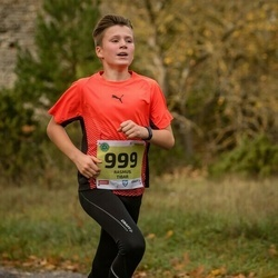 45. Saaremaa kolme päeva jooksu noortejooks - Rasmus Tibar (999)