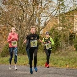 45. Saaremaa kolme päeva jooksu noortejooks - Ričards Dāvis Špacs (18), Roberts Cercins (19), Anna Maria Raspel (100)