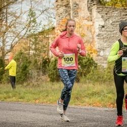 45. Saaremaa kolme päeva jooksu noortejooks - Roberts Cercins (19), Anna Maria Raspel (100), Birgit Veldi (128)