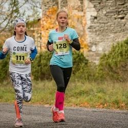 45. Saaremaa kolme päeva jooksu noortejooks - Meri-Lill Plagnaud (111), Birgit Veldi (128)