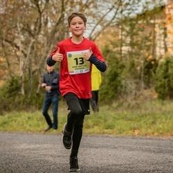 45. Saaremaa kolme päeva jooksu noortejooks - Kaur-Mattias Kuuskme (13)
