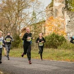 45. Saaremaa kolme päeva jooksu noortejooks - Tristan Tamm (11), Bert Joosep Panker (62), Annabel Raudsepp (163), Liivika Paas (167)