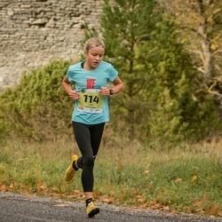 45. Saaremaa kolme päeva jooksu noortejooks - Liise Lillelaid (114)