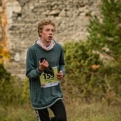45. Saaremaa kolme päeva jooksu noortejooks - Kiur Marten Arna (159)