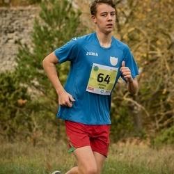 45. Saaremaa kolme päeva jooksu noortejooks - Mihkel Keso (64)