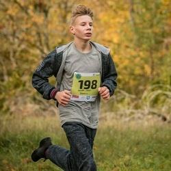 45. Saaremaa kolme päeva jooksu noortejooks - Andrei Sten Õunpuu (198)