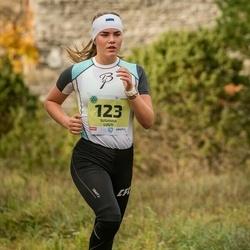 45. Saaremaa kolme päeva jooksu noortejooks - Susanna Lusti (123)