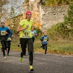 45. Saaremaa kolme päeva jooksu noortejooks - Brigitte Panker (63), Ragnar Rätsepp (141)