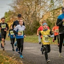 45. Saaremaa kolme päeva jooksu noortejooks - Richard Vlassov (37), Kaspar Linde (52), Ehard Kuusk (107), Ragnar Rätsepp (141)