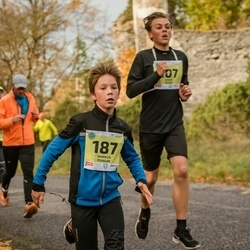 45. Saaremaa kolme päeva jooksu noortejooks - Ehard Kuusk (107), Markus Pungar (187)