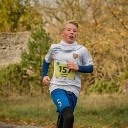 45. Saaremaa kolme päeva jooksu noortejooks - Sigvard Suppi (157)