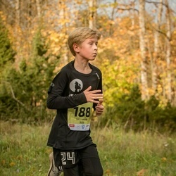 45. Saaremaa kolme päeva jooksu noortejooks - Uku Hann Susi (188)