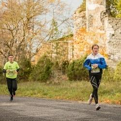 45. Saaremaa kolme päeva jooksu noortejooks - Rica Veevo (22), Kristiin Heleen Oll (178), Tristan Talts (212)