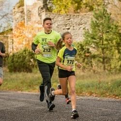 45. Saaremaa kolme päeva jooksu noortejooks - Kristiin Heleen Oll (178), Tristan Talts (212)