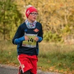 45. Saaremaa kolme päeva jooksu noortejooks - Daniel Piht (14)