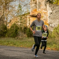45. Saaremaa kolme päeva jooksu noortejooks - Maribel Arge (95), Romet Reimal (215)