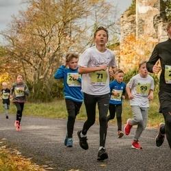 45. Saaremaa kolme päeva jooksu noortejooks - Valdo Aedmäe (20), Joosep Vahter (71)