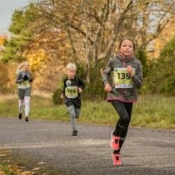45. Saaremaa kolme päeva jooksu noortejooks - Liisa Sall (139)