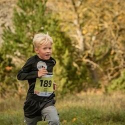 45. Saaremaa kolme päeva jooksu noortejooks - Juss Susi (189)