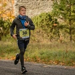 45. Saaremaa kolme päeva jooksu noortejooks - Jonas Ustav (30)