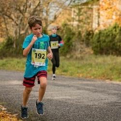 45. Saaremaa kolme päeva jooksu noortejooks - Kregor Tammepuu (192)