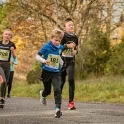 45. Saaremaa kolme päeva jooksu noortejooks - Erko Bõstrov (176), Karel Mahla (183), Reminella Kappet (288)