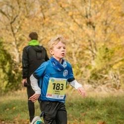 45. Saaremaa kolme päeva jooksu noortejooks - Karel Mahla (183)