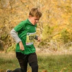 45. Saaremaa kolme päeva jooksu noortejooks - Marvin Varb (135)