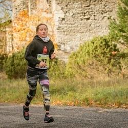 45. Saaremaa kolme päeva jooksu noortejooks - Natali Vallner (81)