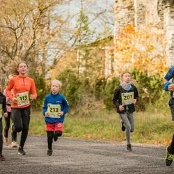 45. Saaremaa kolme päeva jooksu noortejooks - Robin Luik (68), Sandra Merivälja (113), Magnus Pall (161), Susanna Pappel (207), Jarko Utrila (213)