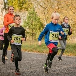 45. Saaremaa kolme päeva jooksu noortejooks - Sandra Merivälja (113), Magnus Pall (161), Jarko Utrila (213)