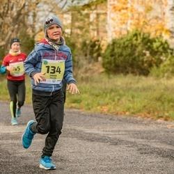 45. Saaremaa kolme päeva jooksu noortejooks - Ennar Talvik (134)