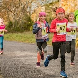 45. Saaremaa kolme päeva jooksu noortejooks - Martha Trees (97), Mirjam Paimre (171)