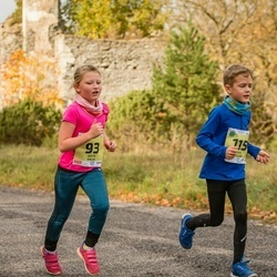 45. Saaremaa kolme päeva jooksu noortejooks - Keete Kalju (93), Lukas Lillelaid (115)