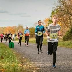 45. Saaremaa kolme päeva jooksu noortejooks - Liisa Tõll (129), Joosep Õispuu (133)
