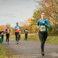 45. Saaremaa kolme päeva jooksu noortejooks - Liisa Tõll (129)