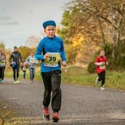 45. Saaremaa kolme päeva jooksu noortejooks - Robin Mathias Erala (39)