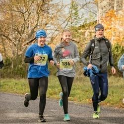 45. Saaremaa kolme päeva jooksu noortejooks - Karola Kivipõld (72), Annemari Laugal (124), Carmen Järvalt (186)