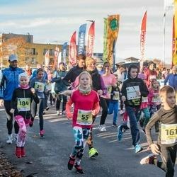 45. Saaremaa kolme päeva jooksu noortejooks - Henri Säkk (51), Berta Kurvits (55), Magnus Pall (161), Jete Tamm (184)
