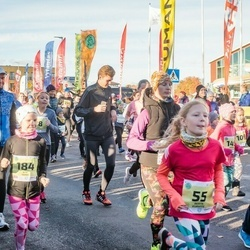 45. Saaremaa kolme päeva jooksu noortejooks - Berta Kurvits (55), Jete Tamm (184)