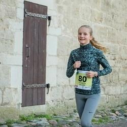 45. Saaremaa kolme päeva jooksu noortejooks - Elisabeth Vallner (80)