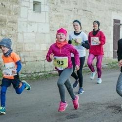 45. Saaremaa kolme päeva jooksu noortejooks - Keete Kalju (93), Susanna Pappel (207)